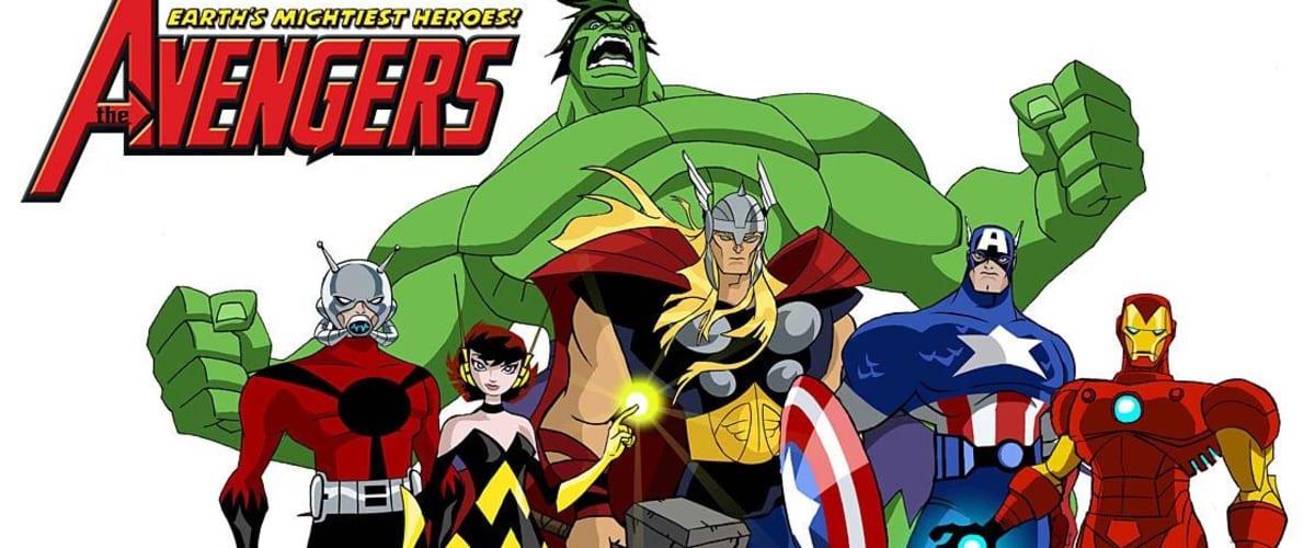 Watch The Avengers: Earth's Mightiest Heroes - Season 2