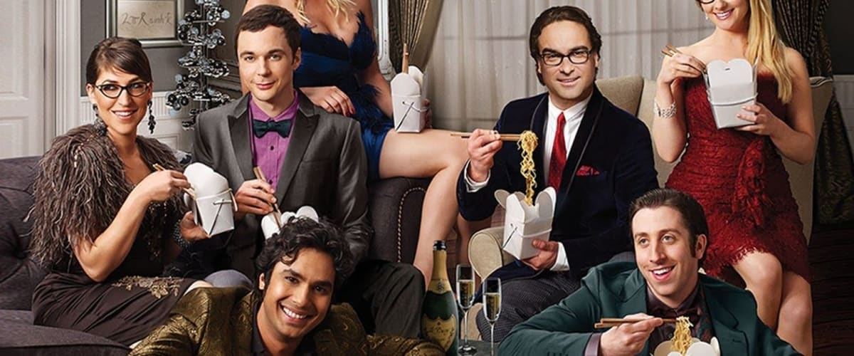 Watch The Big Bang Theory - Season 8