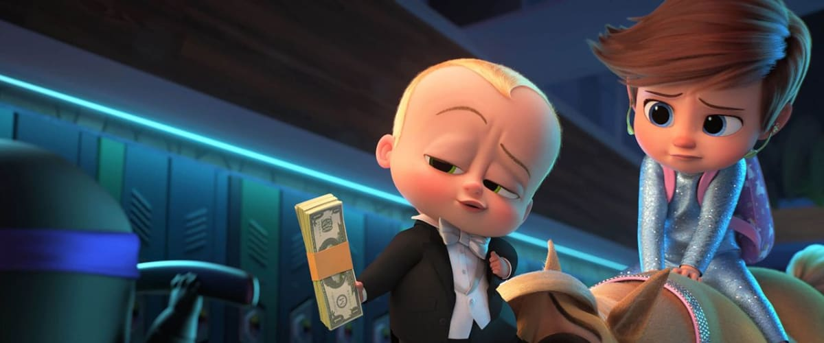 Watch The Boss Baby: Family Business