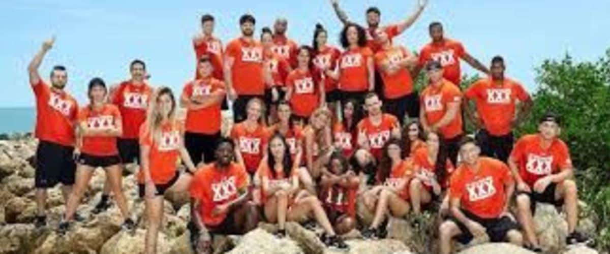 Watch The Challenge - Season 33