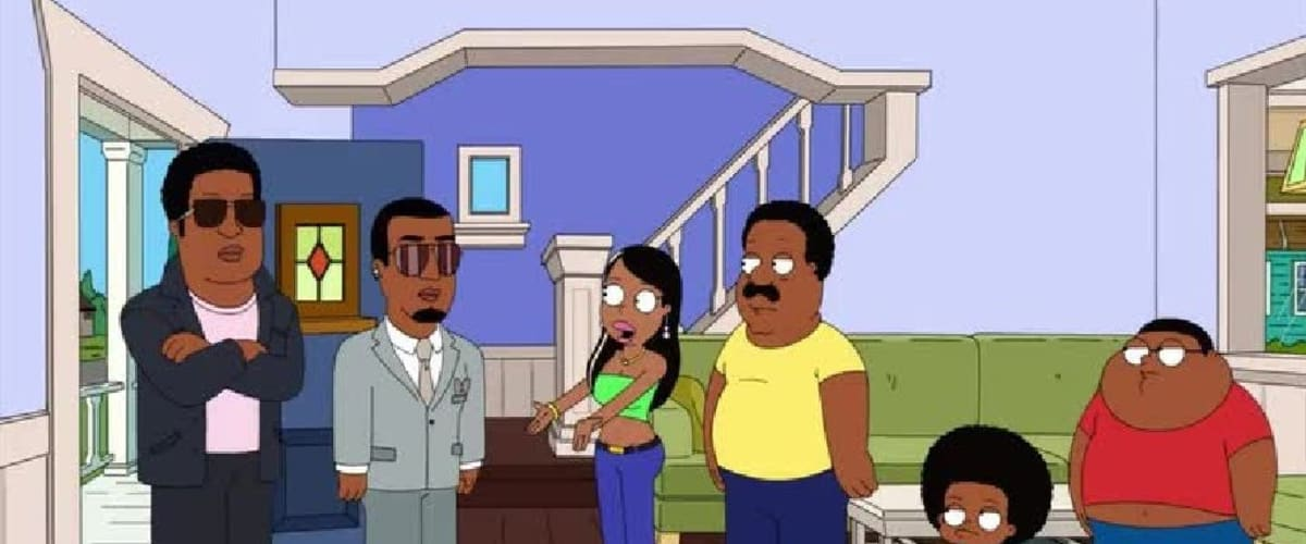 Watch The Cleveland Show Season 3