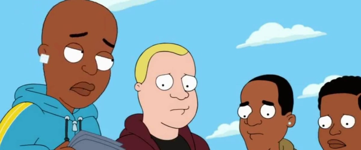 Watch The Cleveland Show Season 4