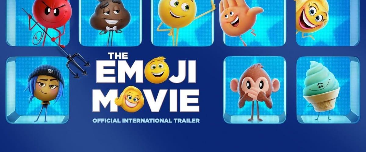 Watch The Emoji Movie