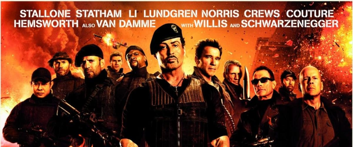 Watch The Expendables 2