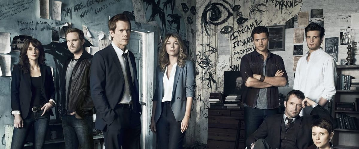 Watch The Following - Season 1