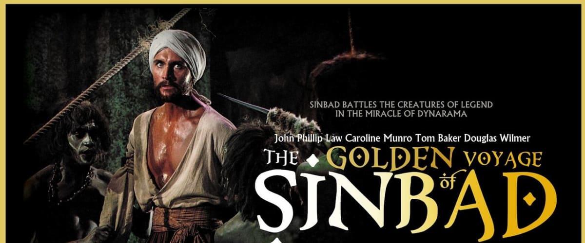 Watch The Golden Voyage of Sinbad
