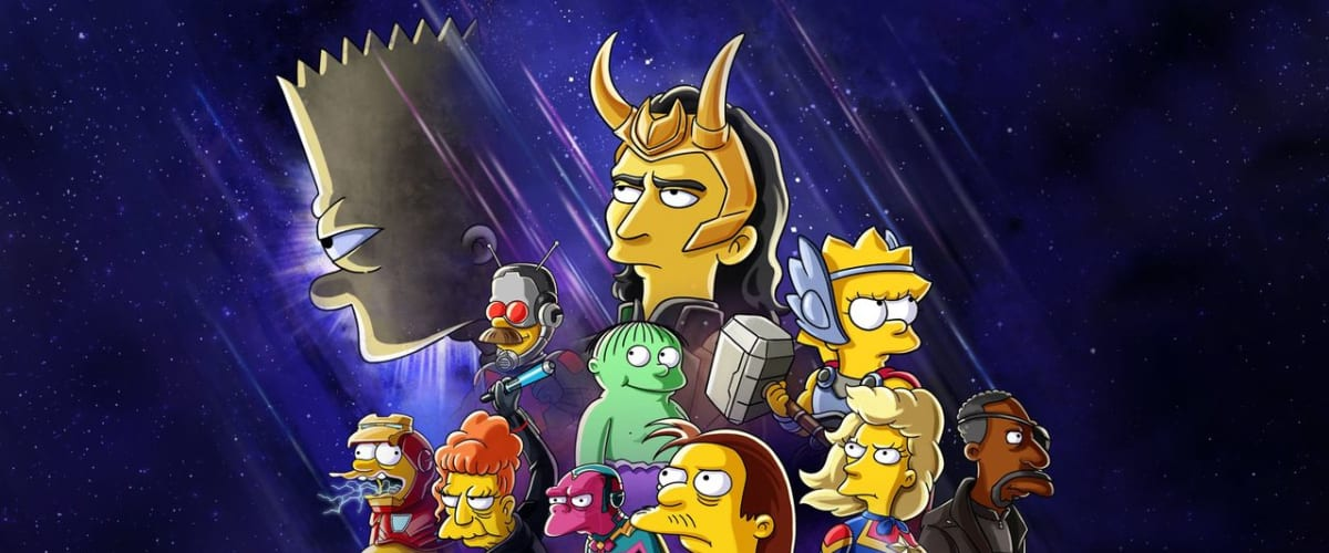 Watch The Good, the Bart, and the Loki
