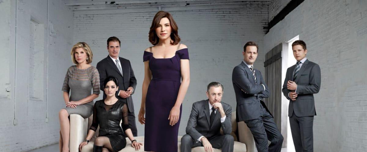 Watch The Good Wife - Season 5