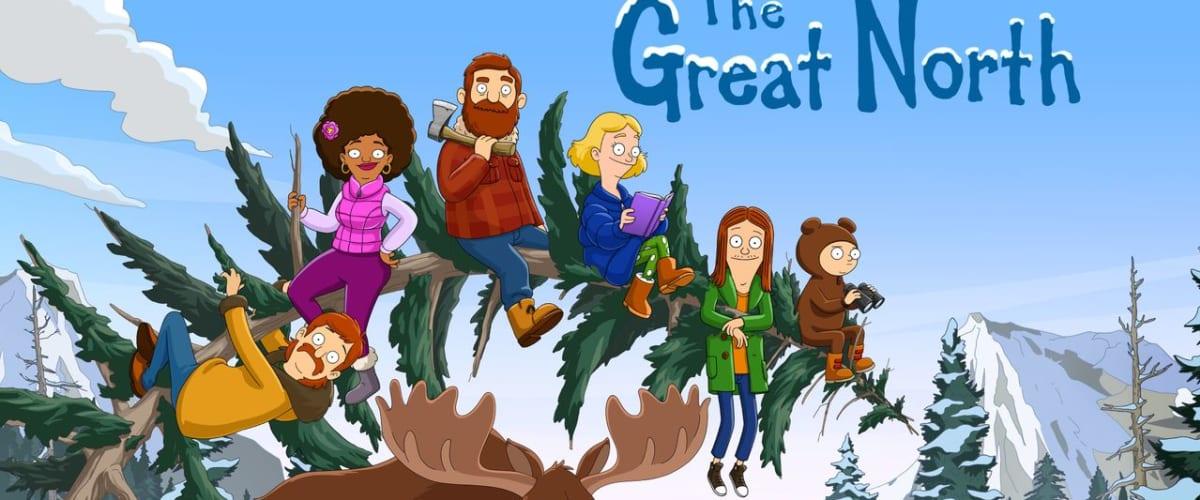 Watch The Great North - Season 2