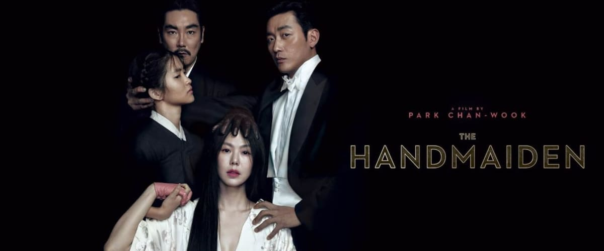 Watch The Handmaiden