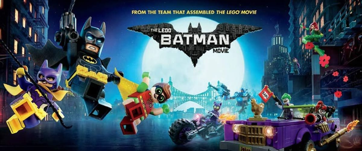 Watch The Lego Batman Movie