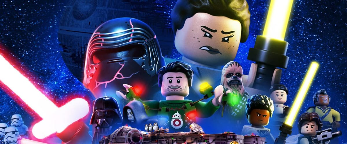 Watch The Lego Star Wars Holiday Special