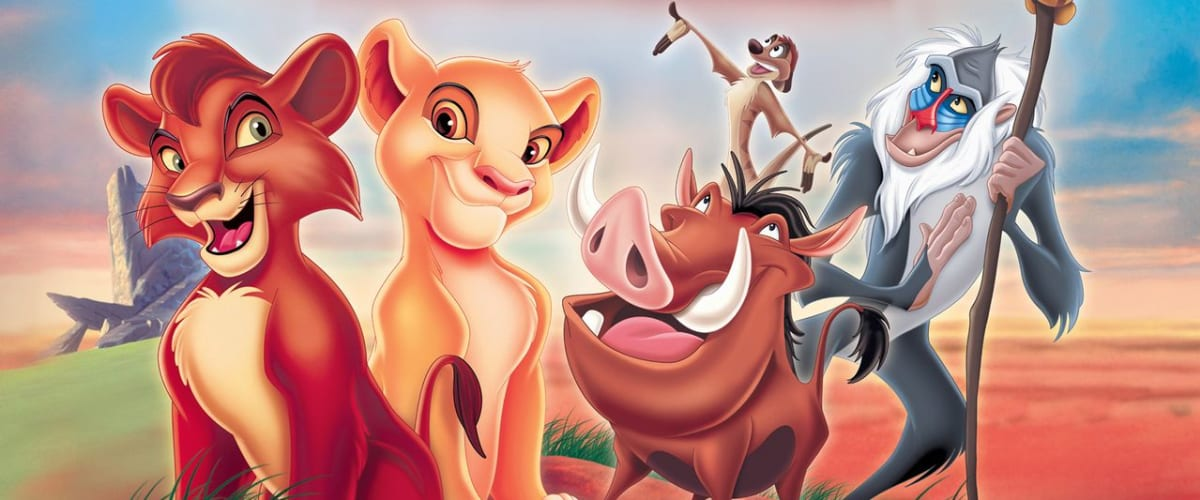 Watch The Lion King 2 Simba S Pride For Free Online 123movies Com
