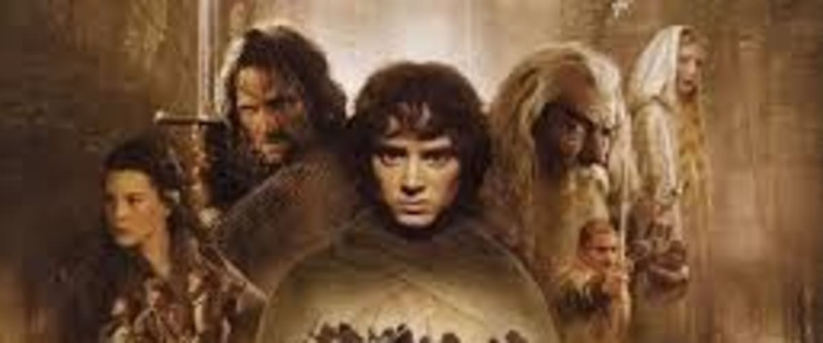 Watch The Lord Of The Rings: The Fellowship Of The Ring