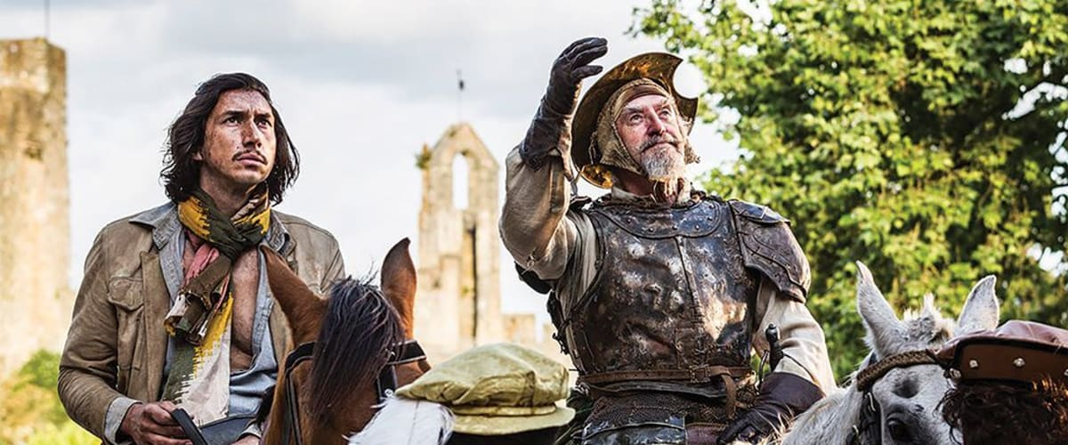 Watch The Man Who Killed Don Quixote