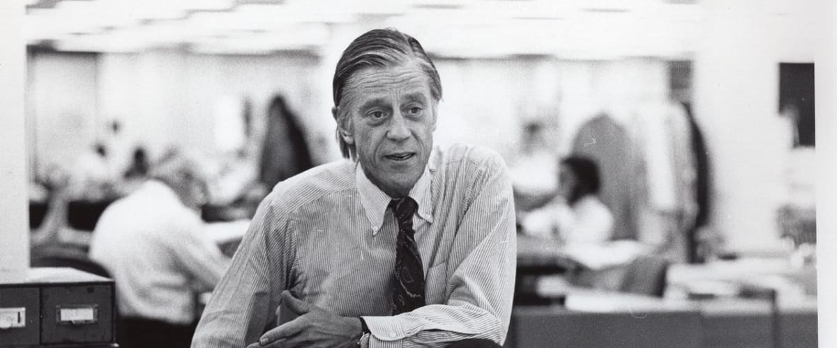 Watch The Newspaperman: The Life and Times of Ben Bradlee