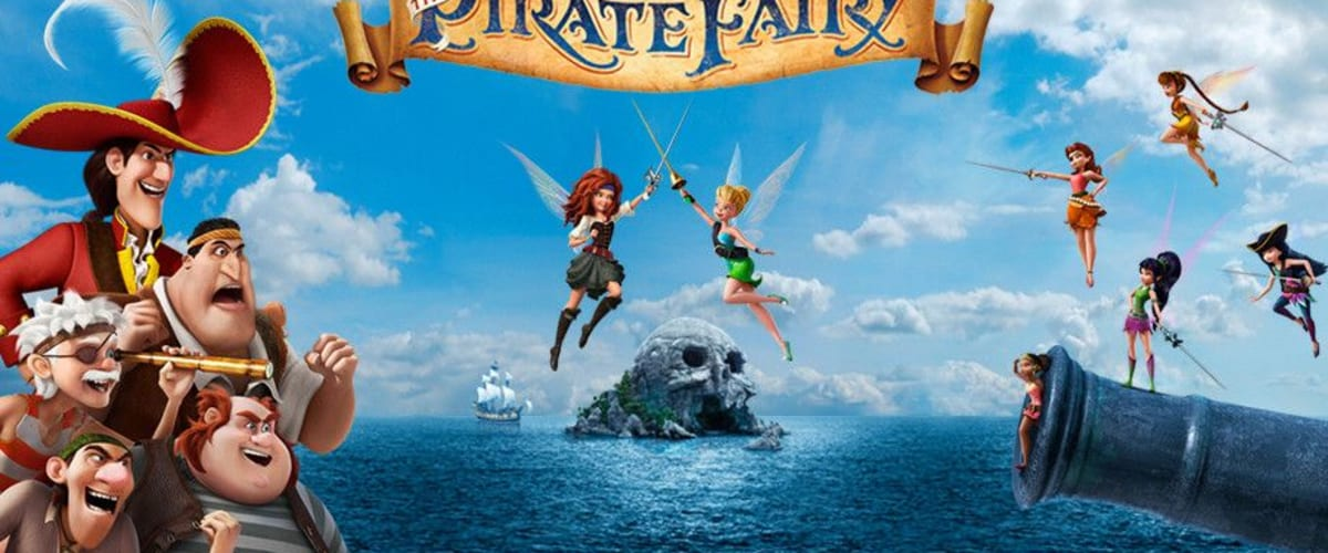 Watch The Pirate Fairy