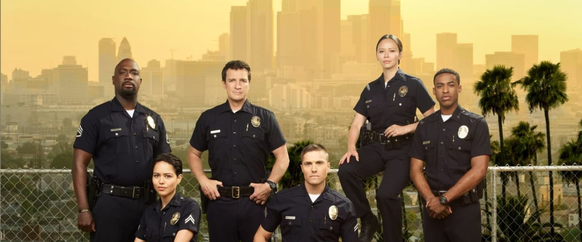 Watch The Rookie - Season 3