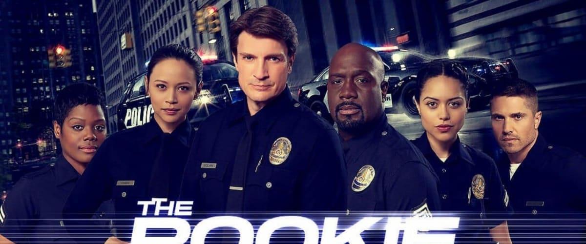 Watch The Rookie - Season 4