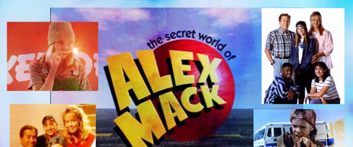 Watch The Secret World Of Alex Mack - Season 4