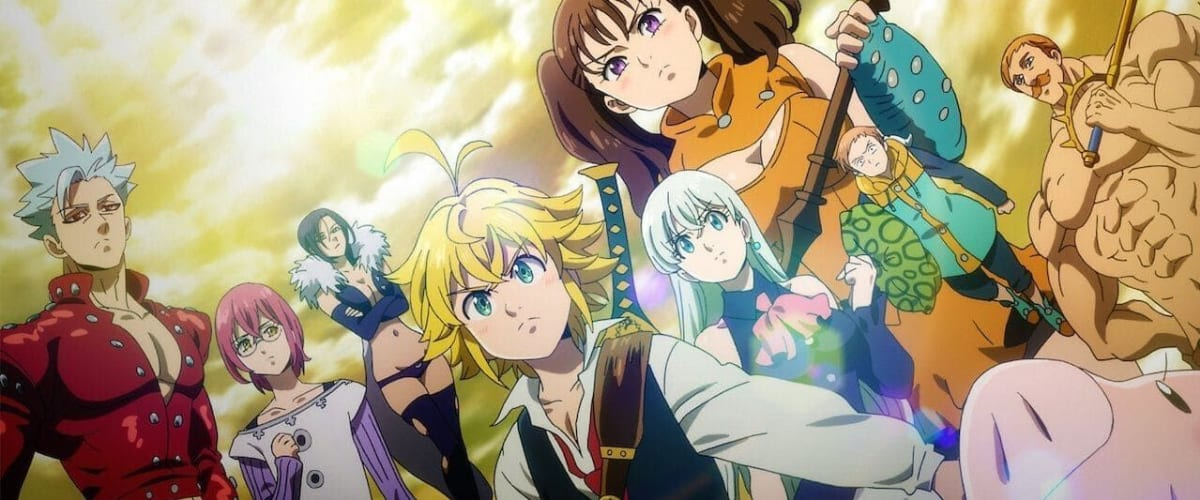 Watch The Seven Deadly Sins: Cursed by Light