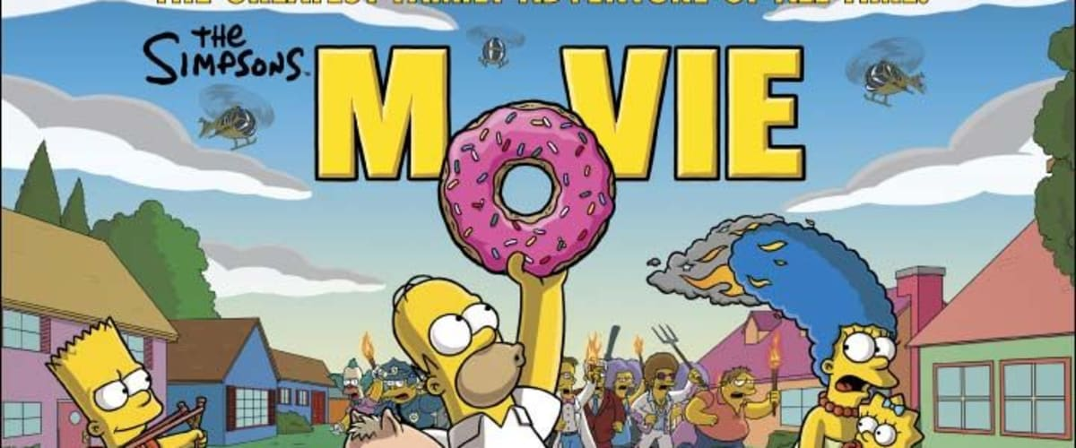 Watch The Simpsons Movie For Free Online 123movies Com