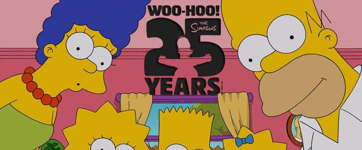 Watch The Simpsons - Season 25