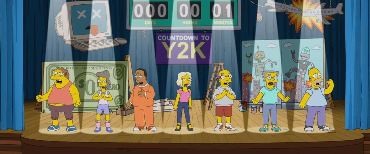 Watch The Simpsons - Season 33
