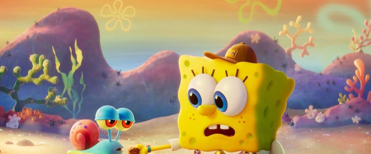 Watch The SpongeBob Movie: Sponge on the Run