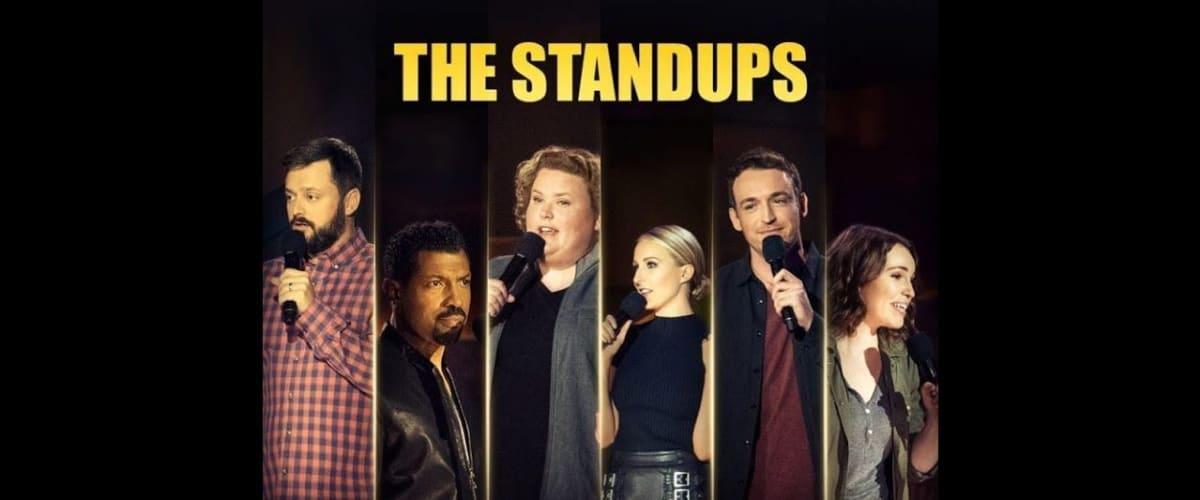 Watch The Standups - Season 1