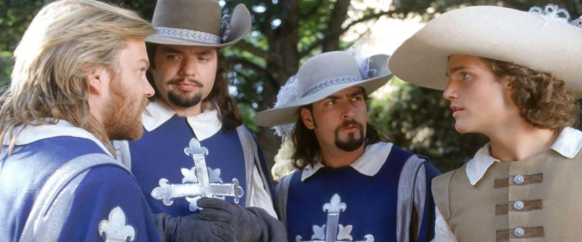 Watch The Three Musketeers (1993)