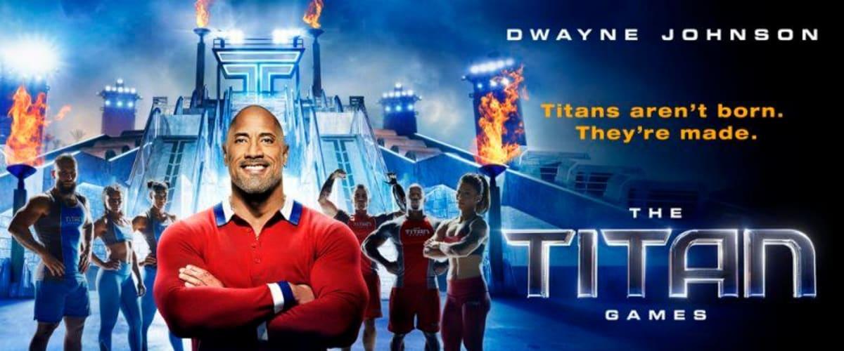 Watch The Titan Games - Season 1