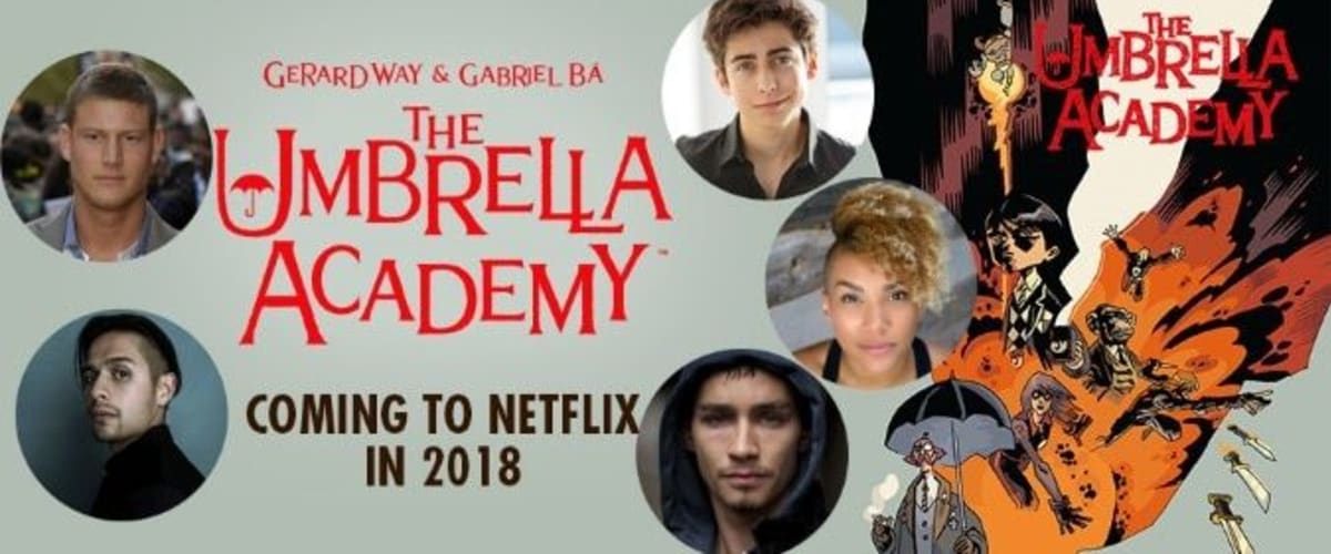 Watch The Umbrella Academy - Season 1