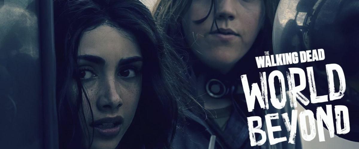 Watch The Walking Dead: World Beyond - Season 2