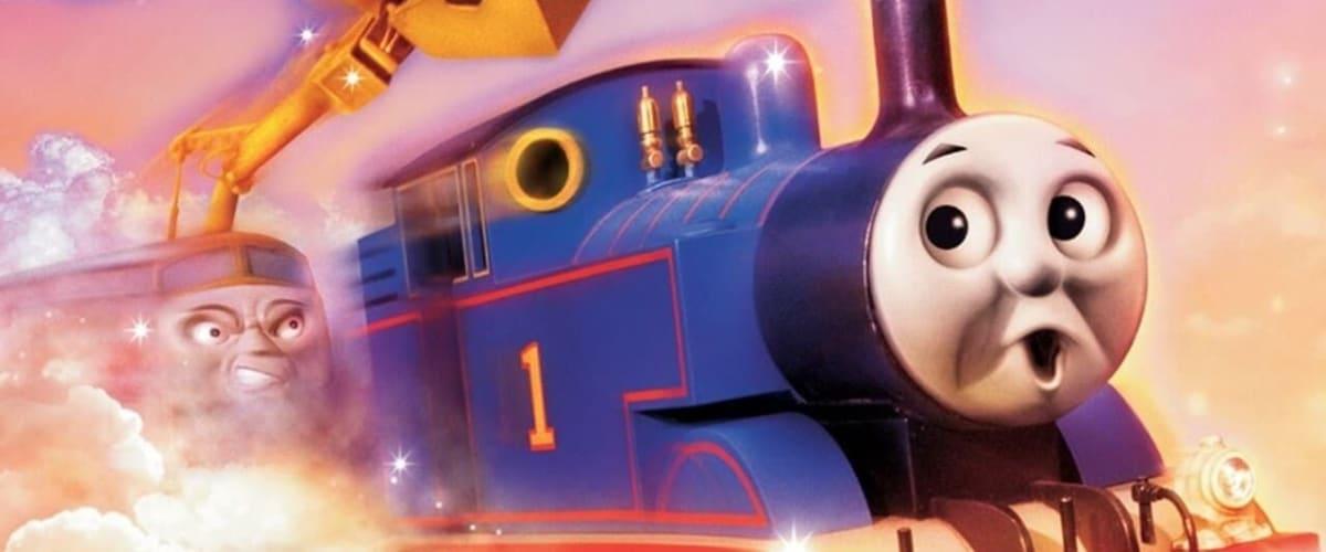 Watch Thomas and the Magic Railroad