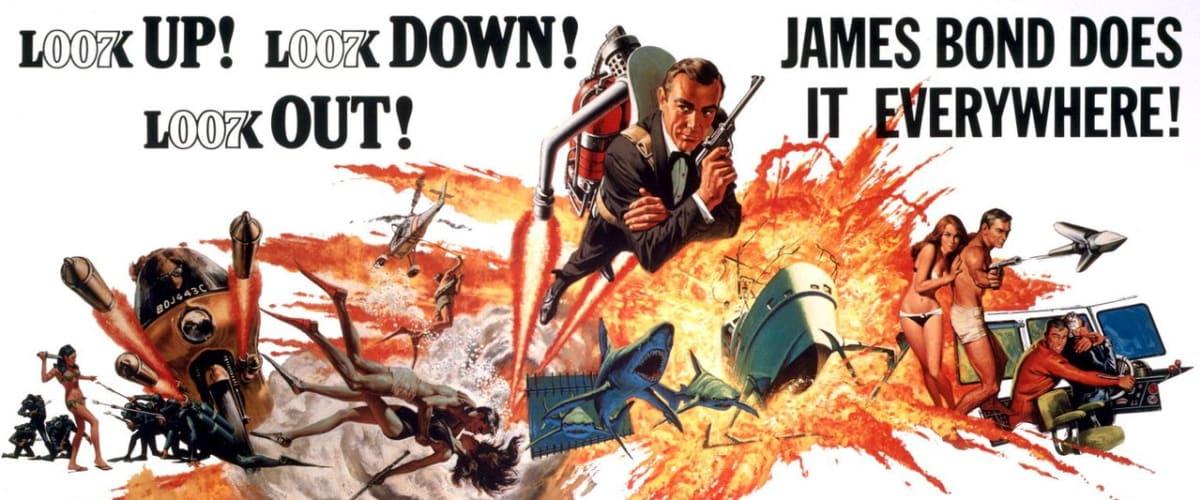 Watch Thunderball (James Bond 007)