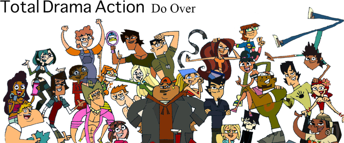 Watch Total Drama Action - Season 1