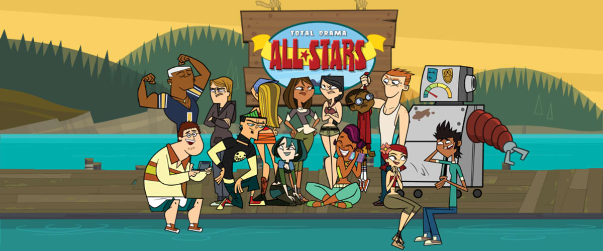 Watch Total Drama All-Stars - Season 1