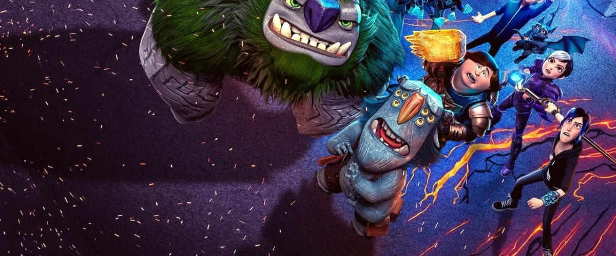 Watch Trollhunters: Rise of the Titans