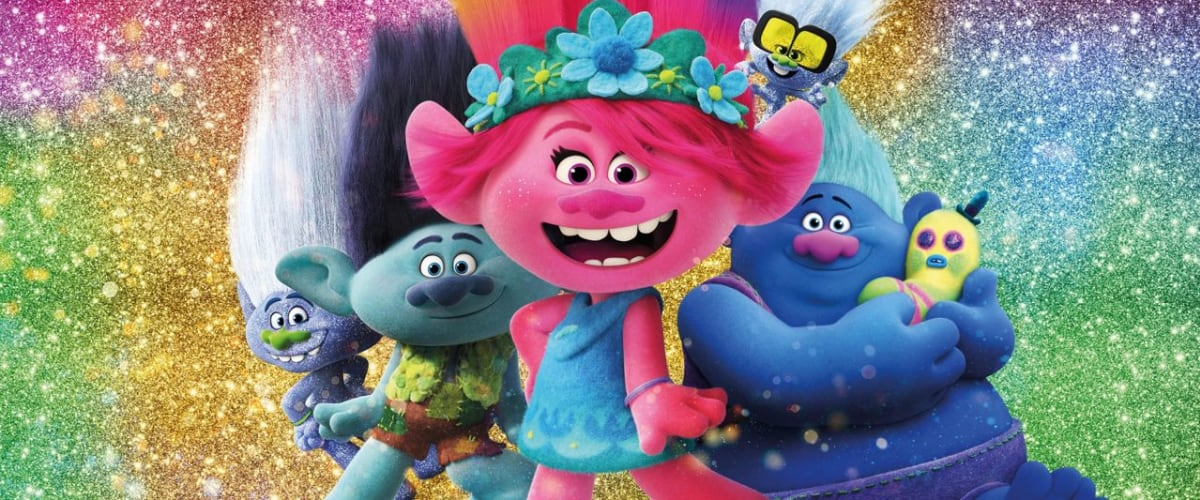 Watch Trolls World Tour