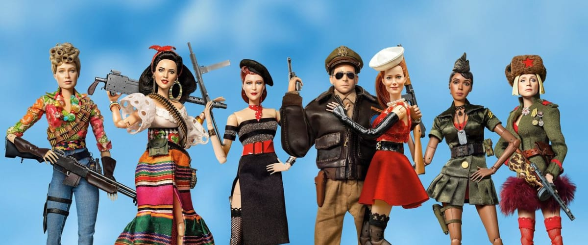 Watch Welcome to Marwen