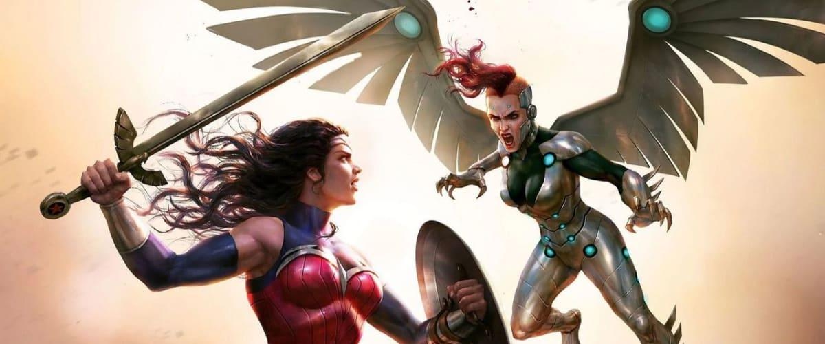 Watch Wonder Woman: Bloodlines