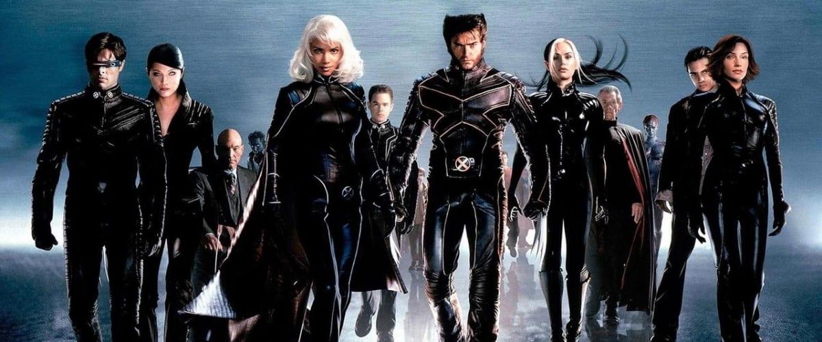 Watch X-men