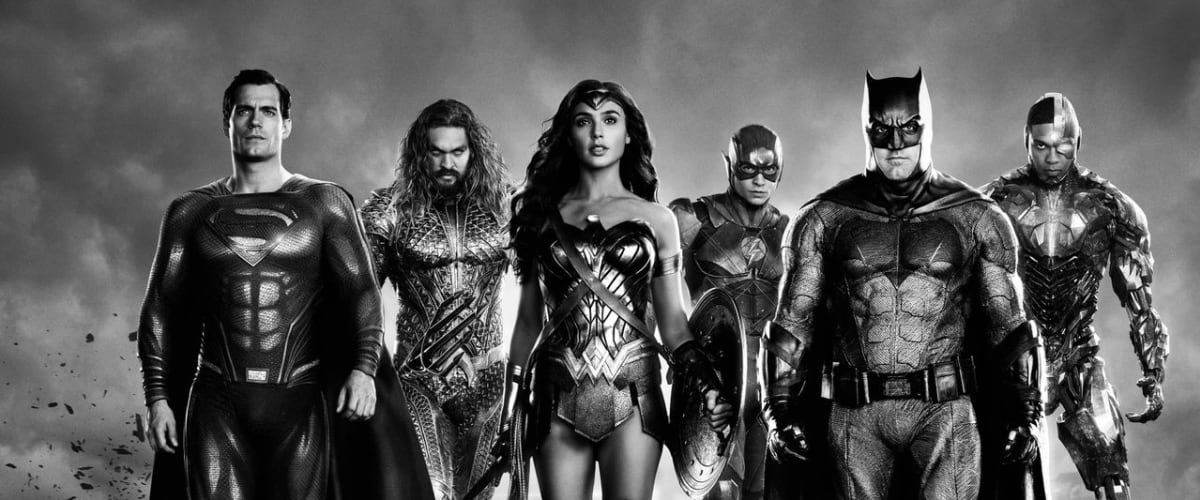 Watch Zack Snyder's Justice League