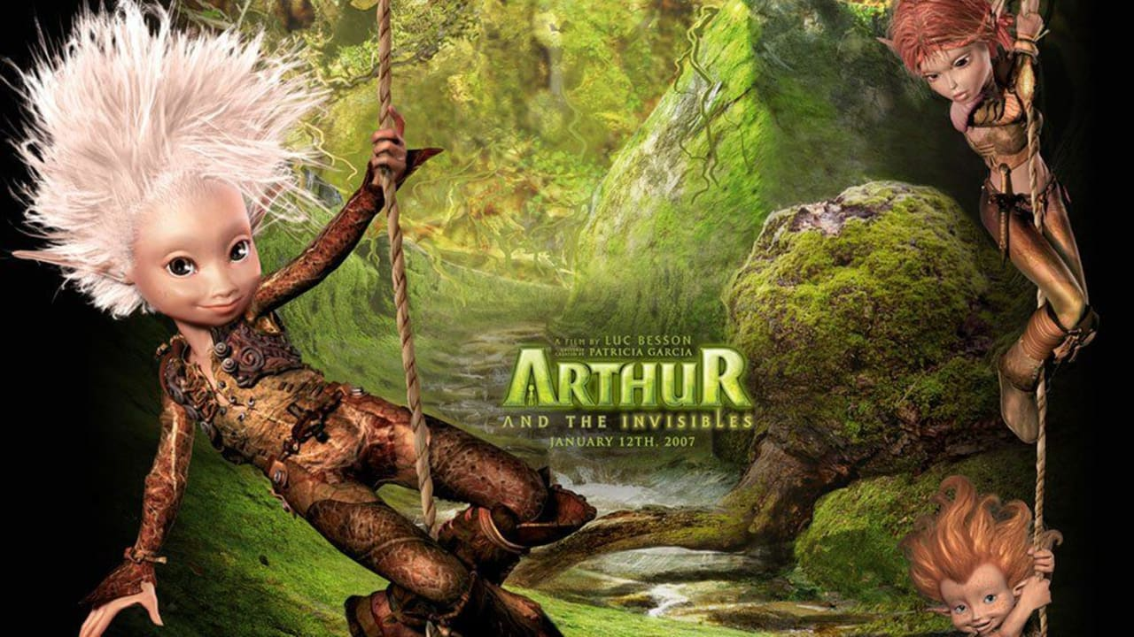 Watch Arthur And The Invisibles For Free Online 123movies Com