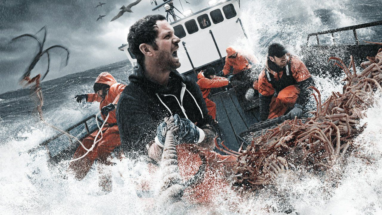 Deadliest Catch crew hopes to haul in some Emmys | king5.com