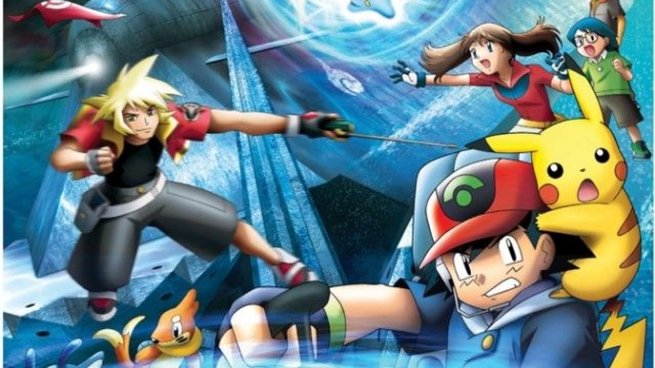 Watch Pokemon 09 Ranger And The Temple Of The Sea For Free Online