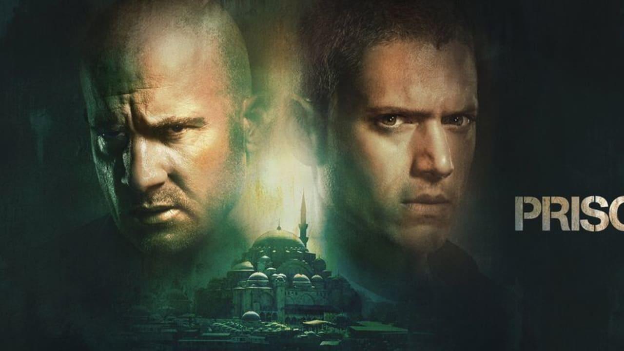 Watch Prison Break Season 5 Online Free