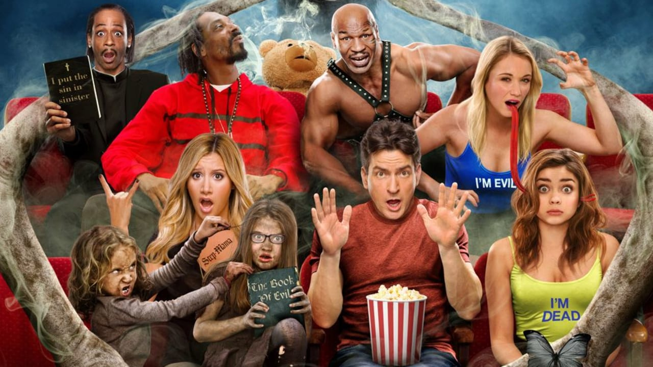Watch Scary Movie 5 For Free Online 123movies Com