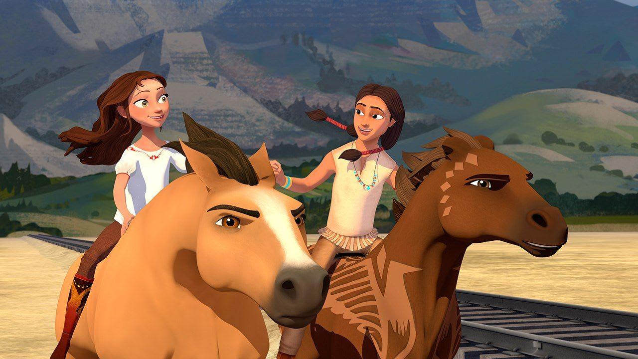 watch spirit riding free  season 3 for free online